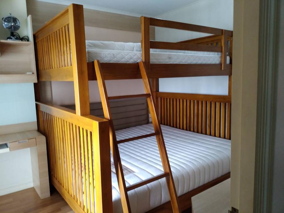 เตียง2ชั้น ในพื้นที่ ขนาดจำกัด