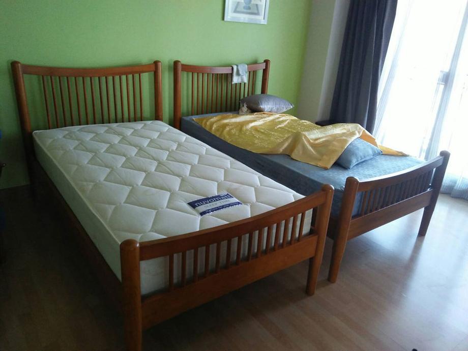 เตียง 3.5ฟุต วางต่อกัน สำหรับนอนสองคน