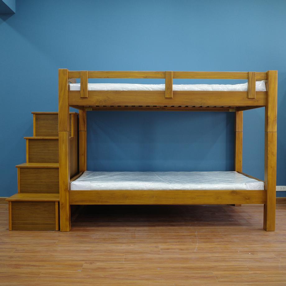 เตียงสองชั้น สำหรับหอพัก
