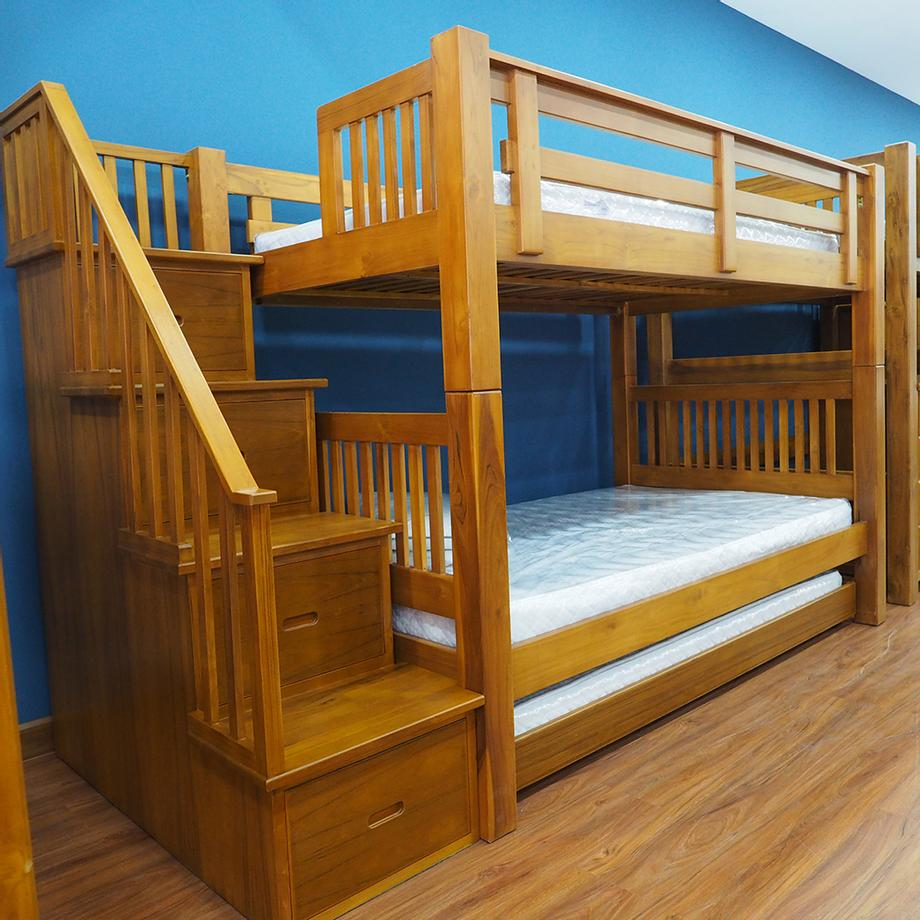 เตียงสองชั้น แบบ