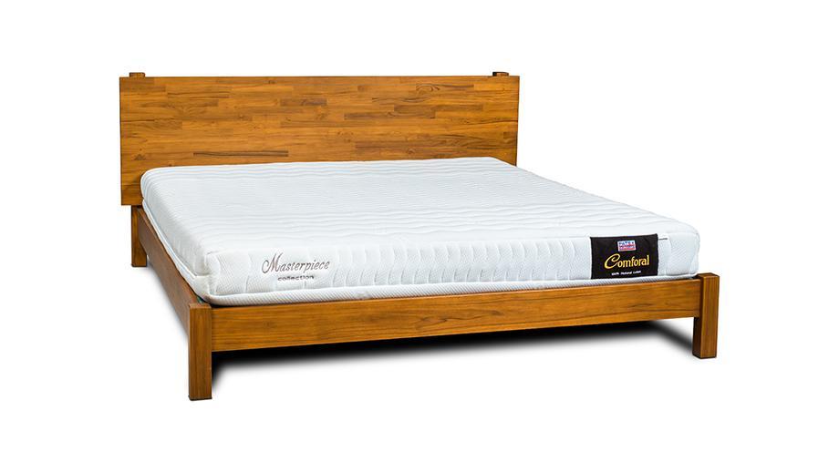 เตียงนอนไม้สัก รุ่น ริชชี่