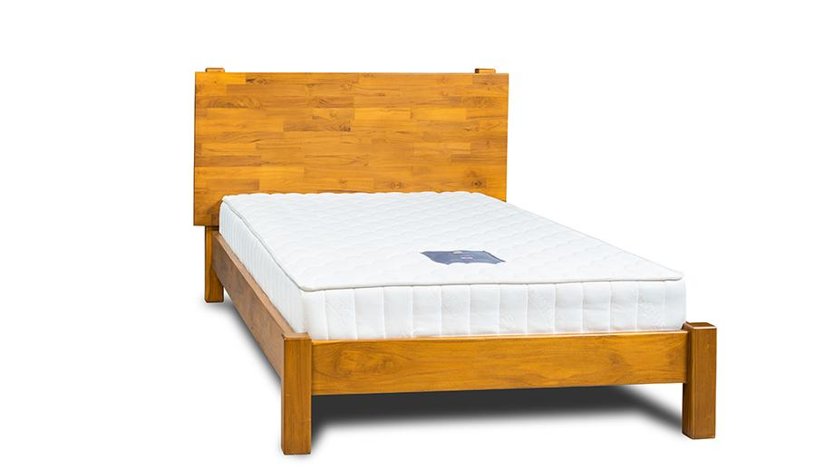 เตียงไม้สักรุ่นริชชี่