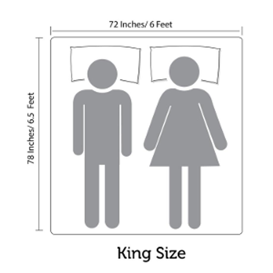 ที่นอน Kingsize ที่นอน 6ฟุต